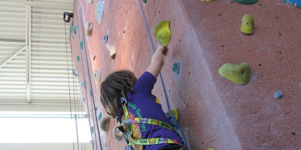 How Climbing Benefits Your Childs Body and Mind