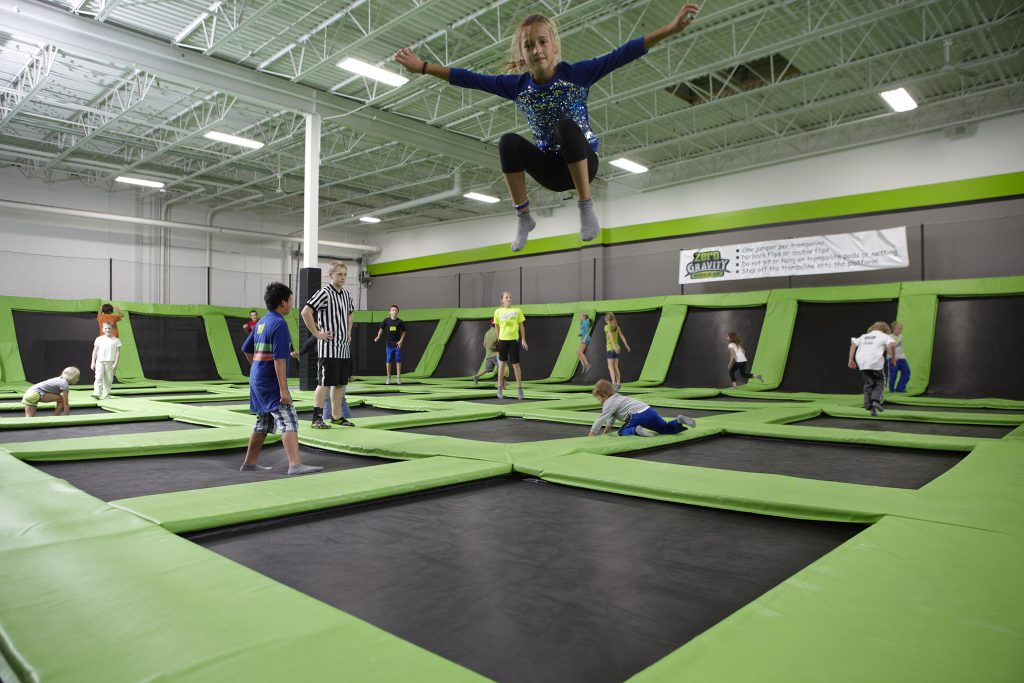 Open Jump Arena in Minneapolis